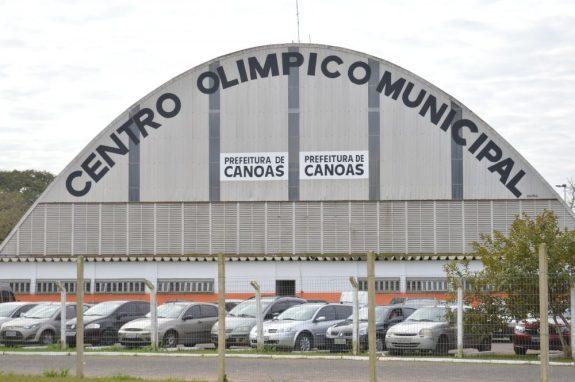 O Centro Olímpico Municipal, onde aconteceu a peleia, é uma bonita área de lazer para os canoenses. (Foto: Lucas Gabriel Cardoso)