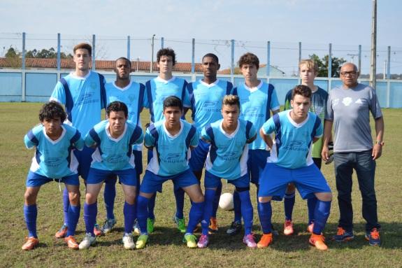 ACB Estância Velha de Canoas: Rafael; Lucas, Iann, Thalles e Roger; Sander, Gabriel, Emerson e Huigor; Guilherme e Leonardo.