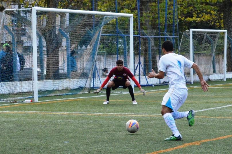 Avaí foi pra cima do Inter em busca da revanche pela derrota no primeiro turno, em Lages. (Foto: Lucas Gabriel Cardoso)