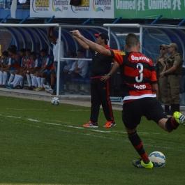 Avaí x Flamengo sub-20