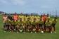 O Arsenal começou com Mael; João Victor, Wyllian, Anderson e Deni; Geovane, Cristiano, Guilherme Brasil e Thiago; Giovani e Ciro. (Foto: Lucas Gabriel Cardoso)