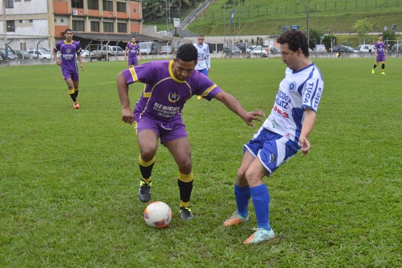 Rafael Willms foi um dos jogadores que estiveram em São Miguel do Oeste, na disputa do Estadual. (Foto: Lucas Gabriel Cardoso)