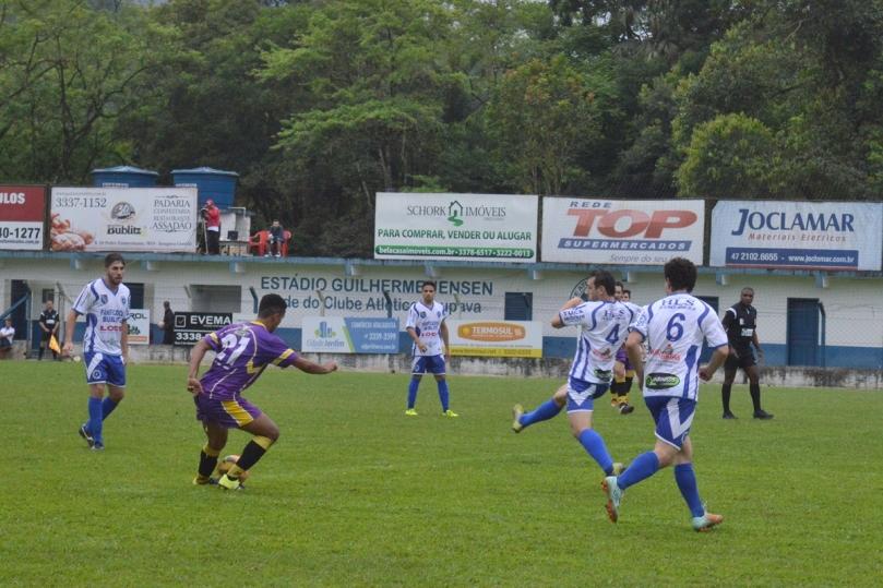 Horizonte teve uns 5 minutos de superioridade no começo do segundo tempo. (Foto: Lucas Gabriel Cardoso)