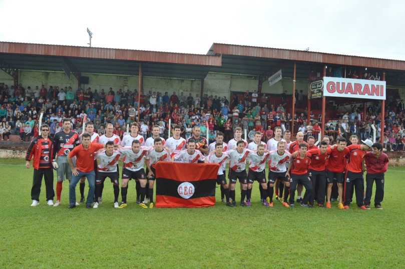 Clube Esportivo Guarani (Foto: Lucas Gabriel Cardoso)