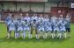 A equipe blumenauense começou com: Elton John; Carlinhos, Elias, Mengarda e Rafael Willms; Felipe, Quinho, Catão e Thiaguinho; Secco e Bicudo. (Foto: Lucas Gabriel Cardoso)