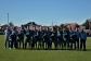 O time de Blumenau começou com: Igor; Riba, Toti, Maurício e Rodolfo; Valdir, Elber, Heder e Bruninho; Baiano e Beto (Foto: Lucas Gabriel Cardoso)