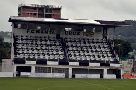 Estádio dos Plátanos - Santa Cruz do Sul