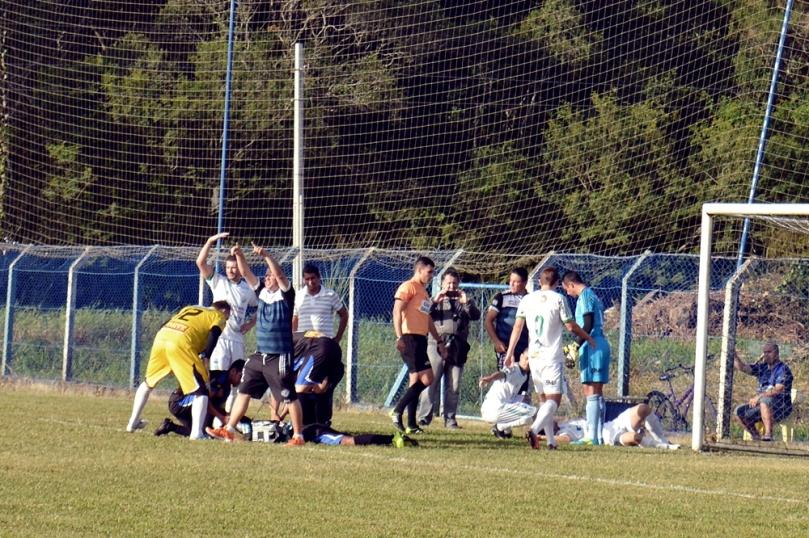 Grêmio Cachoeira x Fundos21