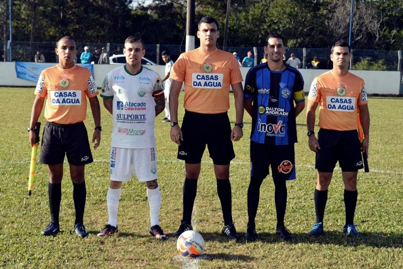 Grêmio Cachoeira x Fundos