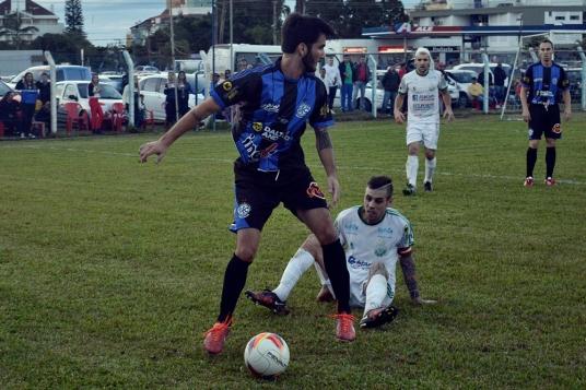 Grêmio Cachoeira x Fundos4