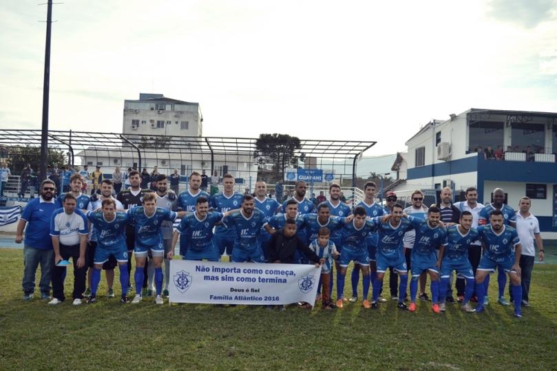 Atlântico Recreativo Futebol Clube