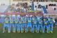 O Barra estreou no segundo escalão catarinense com: Nei; Ruan, Élton, Vágner e Chilavert; Luanderson, Cambará, Jorginho e Chiquinho; Luiz Renan e Cadu. (Foto: Lucas Gabriel Cardoso)