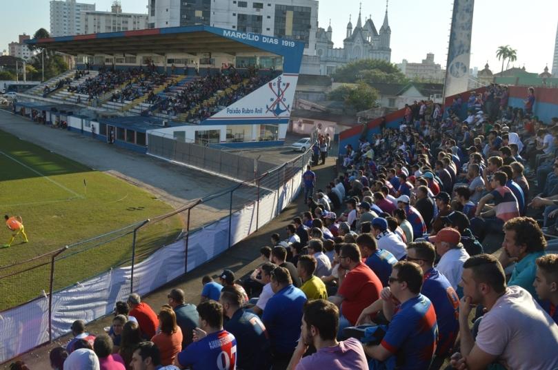 Estádio Dr. Hercílio Luz