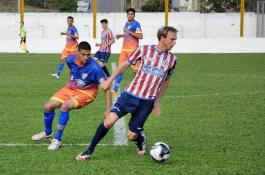 Em parceira com a UCS e com a Prefeitura de Flores da Cunha, a Associação Pais e Amigos do Futebol conseguiu formar uma bela equipe profissional. (Foto: Lucas Gabriel Cardoso)