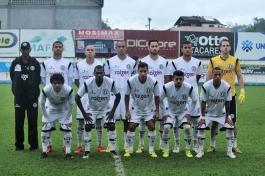 O XV, treinado por Márcio Fernandes, jogou com: Mateus Pasinato; Zé Mateus, Caíque, Rodrigo e Samuel; Gilson, Robston e Gilsinho (Serginho); Léo Carvalho (Carlos Alberto), Romarinho e Frontini (Tito)