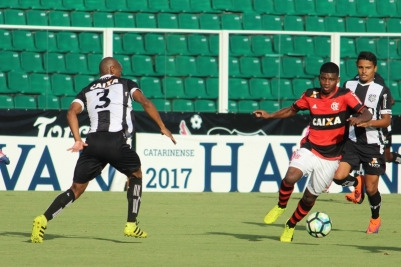 Figueirense x Flamengo13