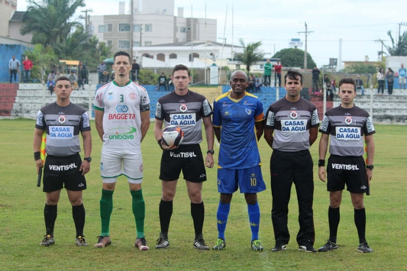 Imbituba x Curitibanos Orleans