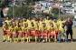 O Arsenal, comandado por Cristiano da Rosa, entrou em campo com: Jé; Dario, Wyllian, Keko e Fael; Geovani (Daniel), Grilo (Gilmar) e André Luiz; Romário, Elivelton e Filipe (Lindolfo). (Foto: Lucas Gabriel Cardoso)