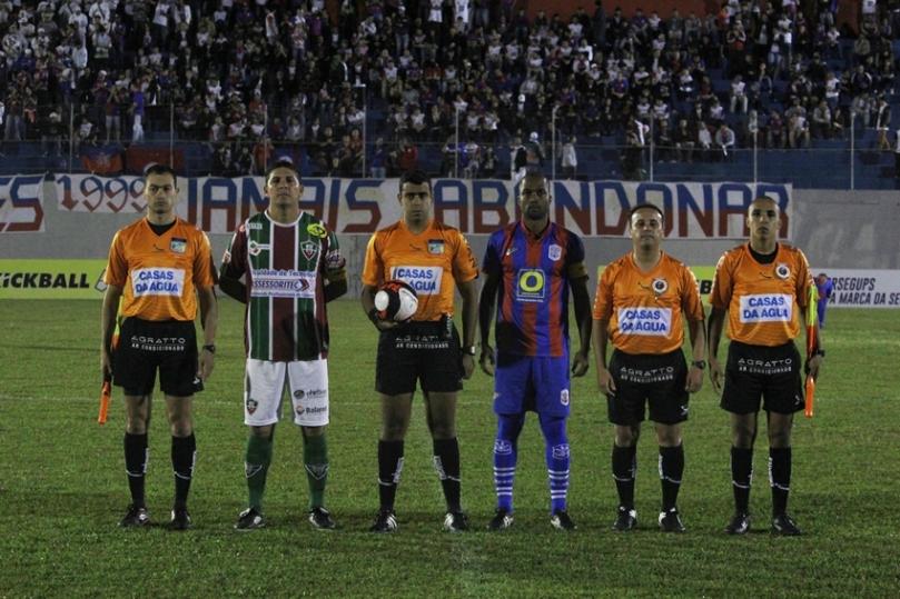 Marcilio Dias x Fluminense6