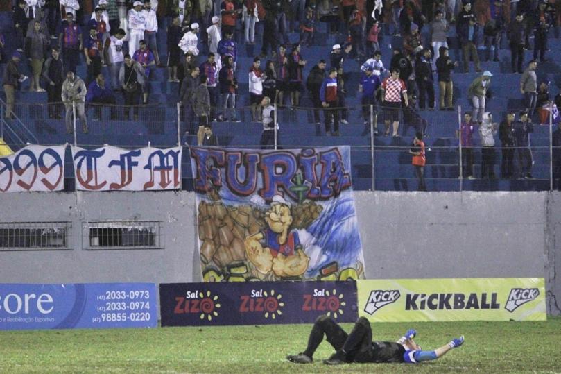Marcilio Dias x Jaragua21
