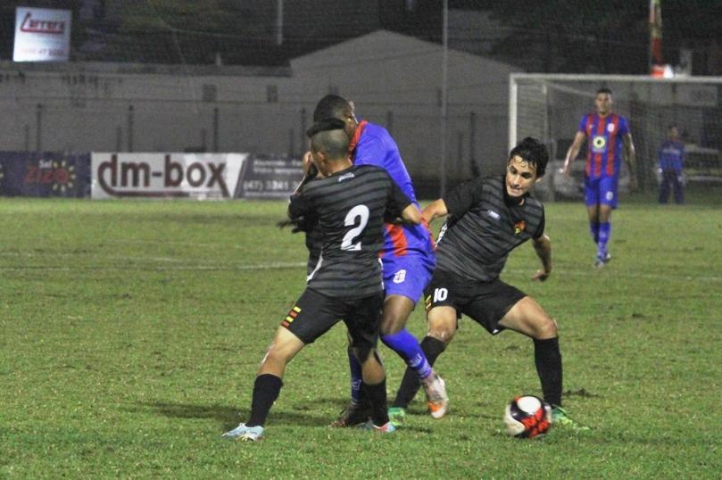 Marcilio Dias x Jaragua30