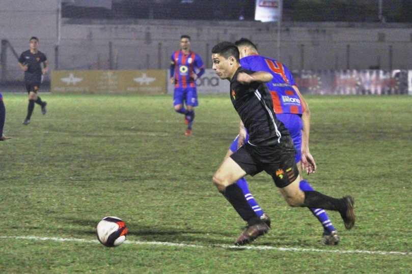 Marcilio Dias x Jaragua9