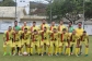 O Botafogo, comandado por André Wandhausen, entrou em campo com: Ramon (Filipe); Sandro, Ippe e Humberto (Felipe); Idaki, Miguel, Renato, Luiz Felipe e Miúdo; David (Kleber) e Cabelo (Max Rangel). (Foto: Lucas Gabriel Cardoso)