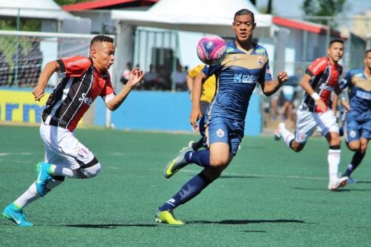 Janderson botou a defesa brasiliense para correr. (Foto: Lucas Gabriel Cardoso)