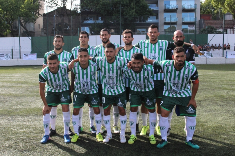 Excursionistas x Laferrere010