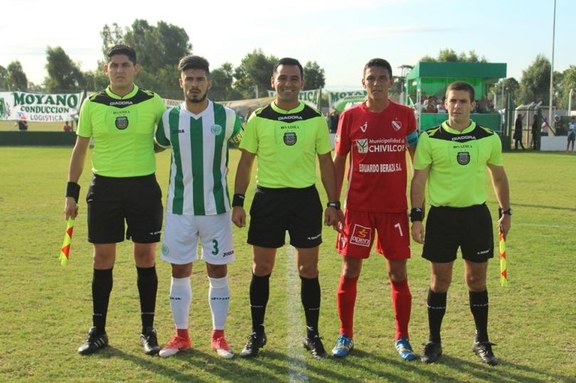 Camioneros x Independiente Chivilcoy010