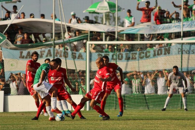 Camioneros x Independiente Chivilcoy012