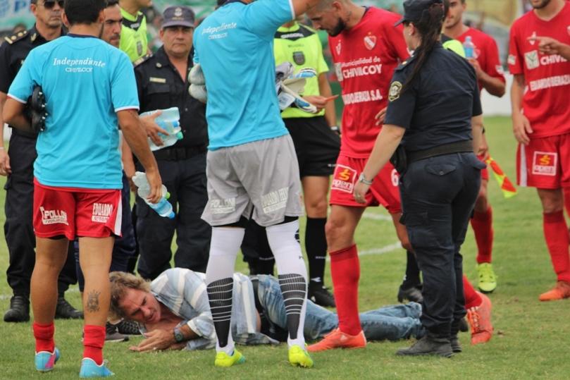 Camioneros x Independiente Chivilcoy015