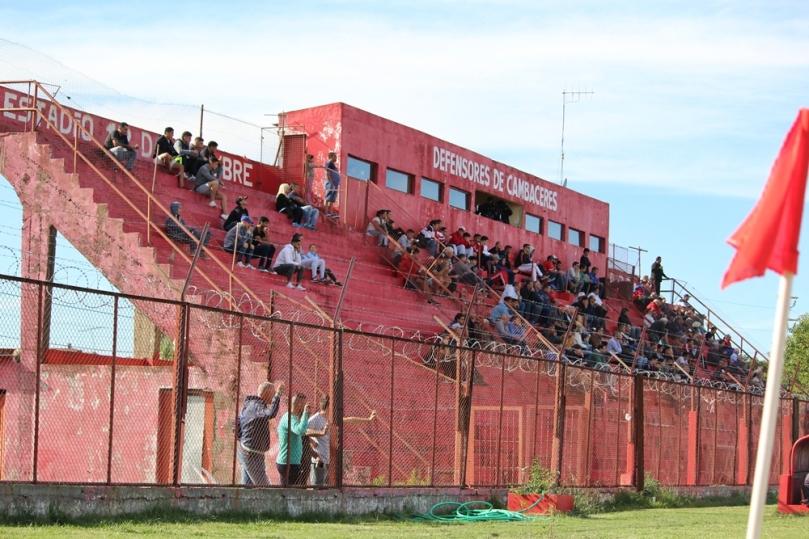 Defensores de Cambaceres x Deportivo Merlo13