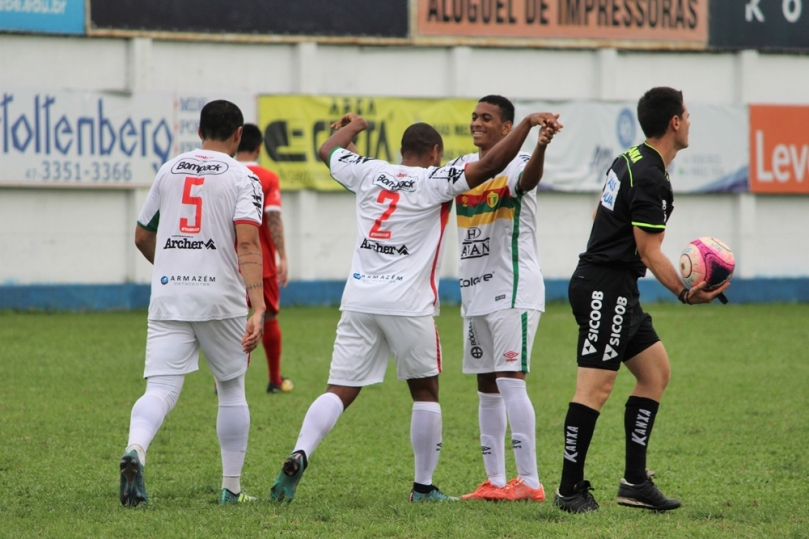 Brusque x Inter de Lages12